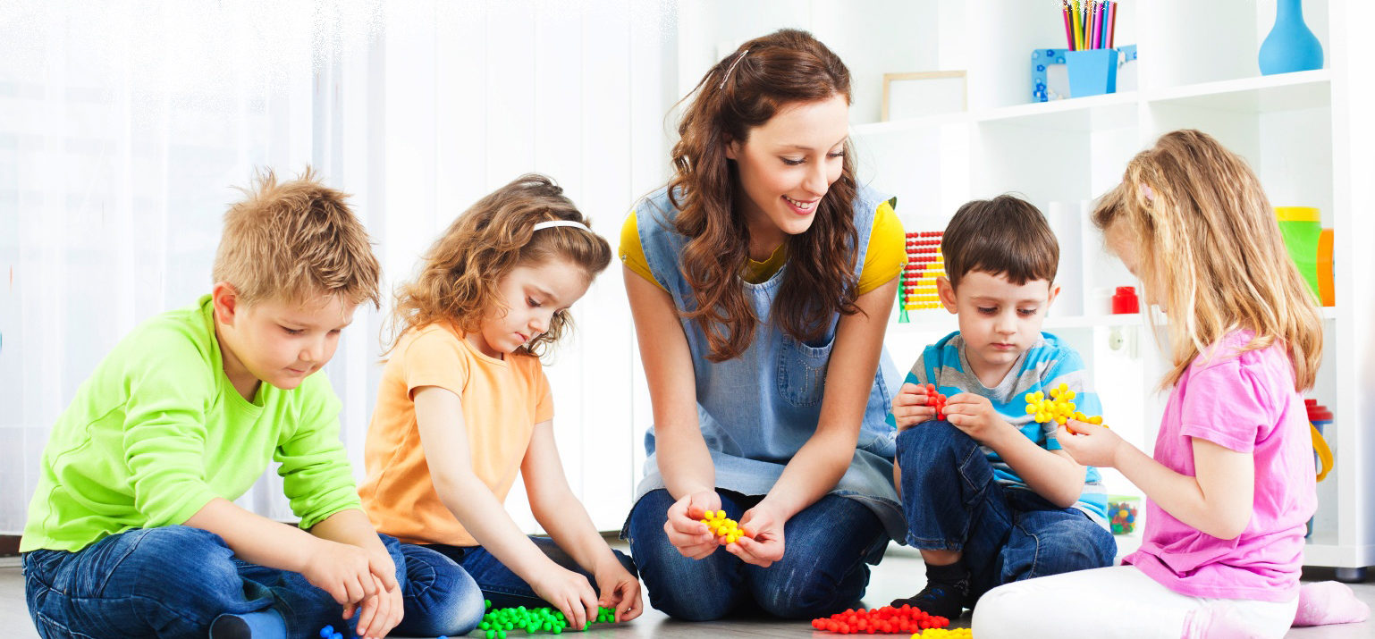 We work WITH you to create effective treatment plans for children of all ages